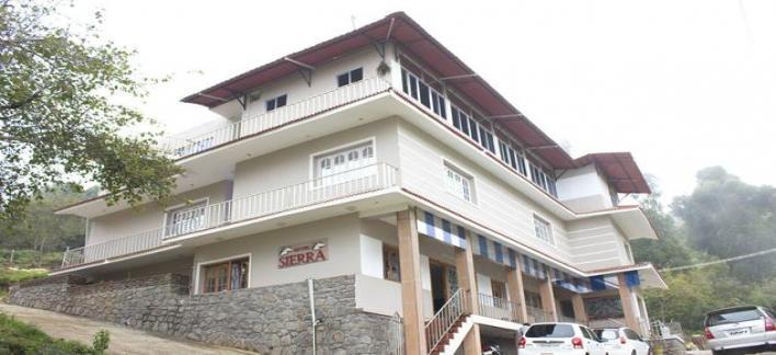 Hotel Sierra Property View