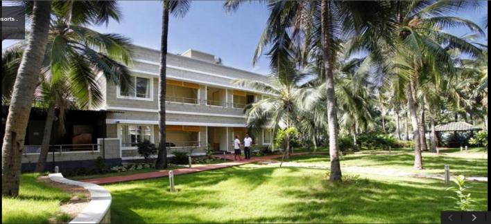 Ayur Resorts Property View