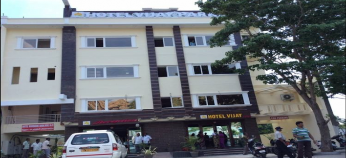 Hotel Vijay Park Property View