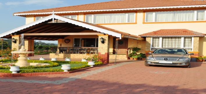 Hotel Kaveri International Property View