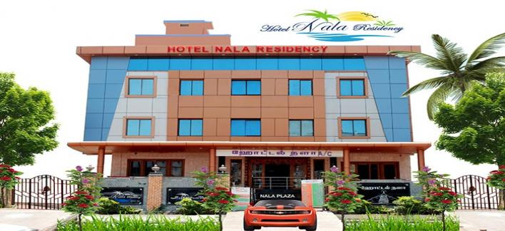 Hotel Nala Residency Property View