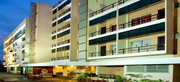 Subam Hotel Property View