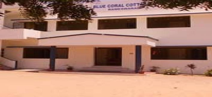 Blue Coral Cottage Property View