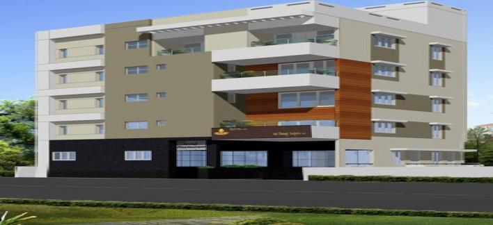 Sri Balaji Hotels Property View