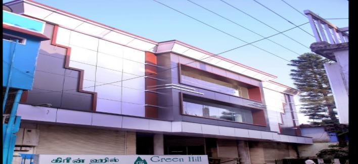 Green Hill Hotels PVT LTD Property View