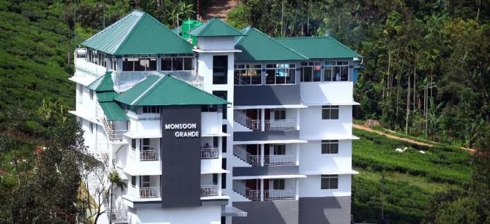 Monsoon Grande Resort Property View