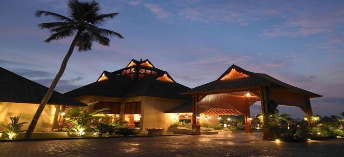 The Zuri Kumarakom Kerala Resort & Spa Property View