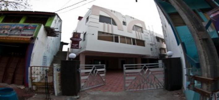 Manjeera Inn Property View