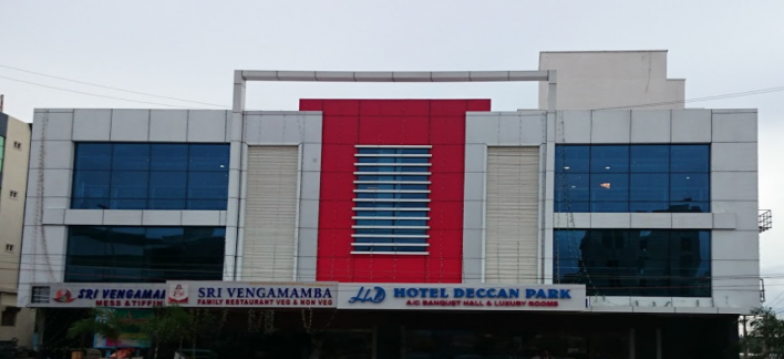 Hotel Deccan Park Property View