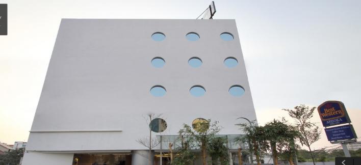 Hotel Best Western Ashoka Hitec City Property View