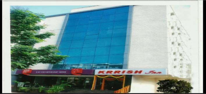 Hotel Krrish Inn Property View