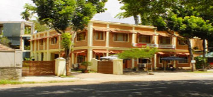 Marigold Hotel & Resort Property View