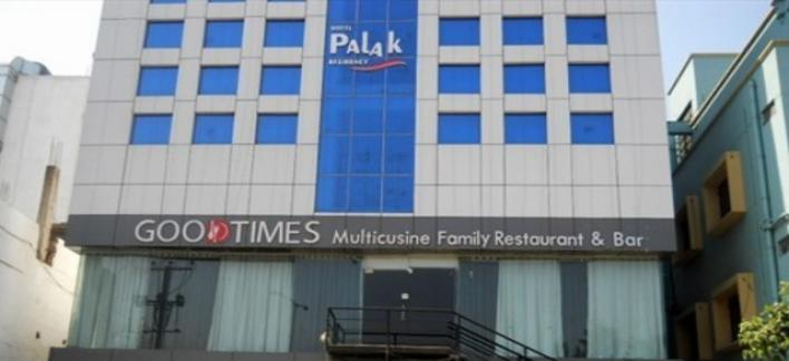 Hotel Palak Residency Property View