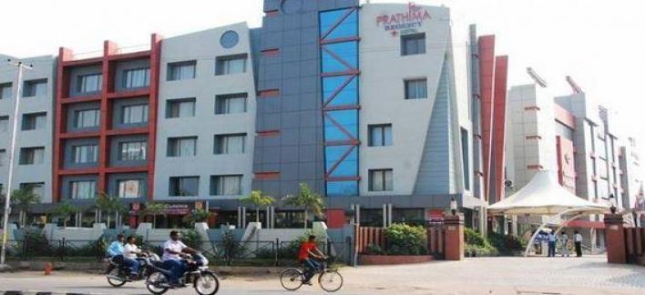 Hotel Prathima Regency Property View