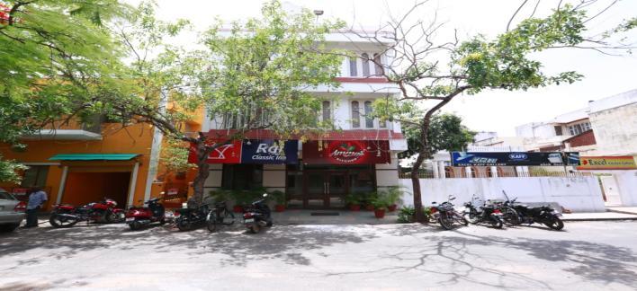 Raj Classic Inn Property View
