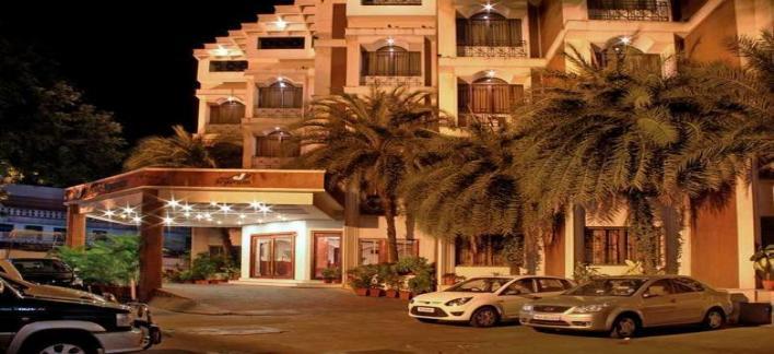 Hotel Jayaram Property View
