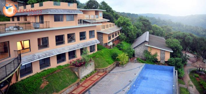 Poetree Sarovar Portico Property View
